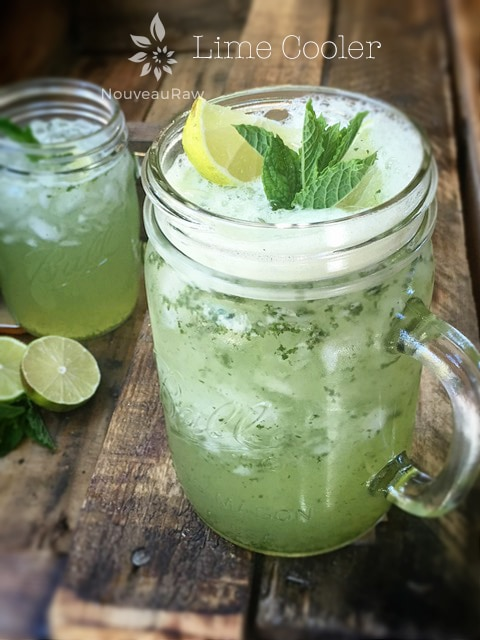 Cool and refreshing for a warm summer day.
