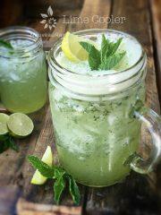 Lime Cooler  (raw, vegan, gluten-free, nut-free)