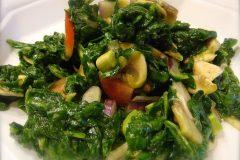 Spinach-Mushroom-Marinade