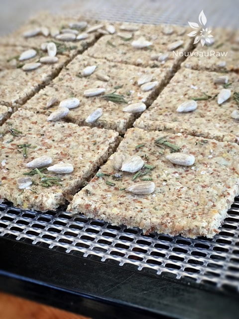 creating crackers with my overview of Crisp-delicious Rosemary-Flatbread