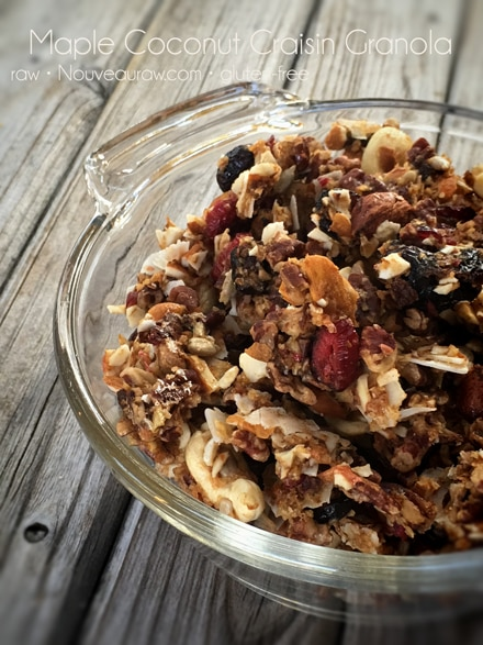 Maple-Coconut-Craisin-Granola1
