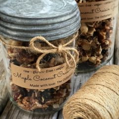 Maple-Coconut-Craisin-Granola4