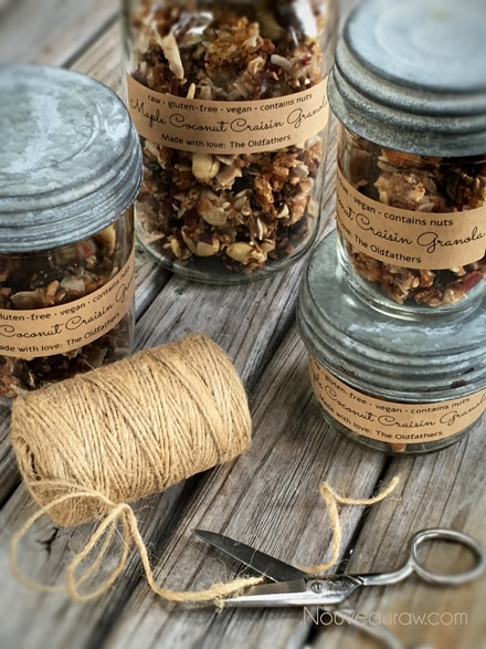 Maple-Coconut-Craisin-Granola5