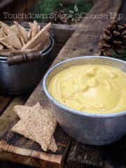 Touchdown Spicy Cheese Dip (raw, vegan, gluten-free)
