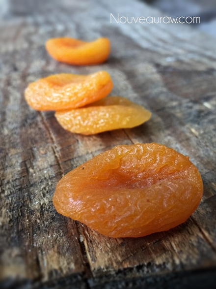 Raw Turkish Apricots