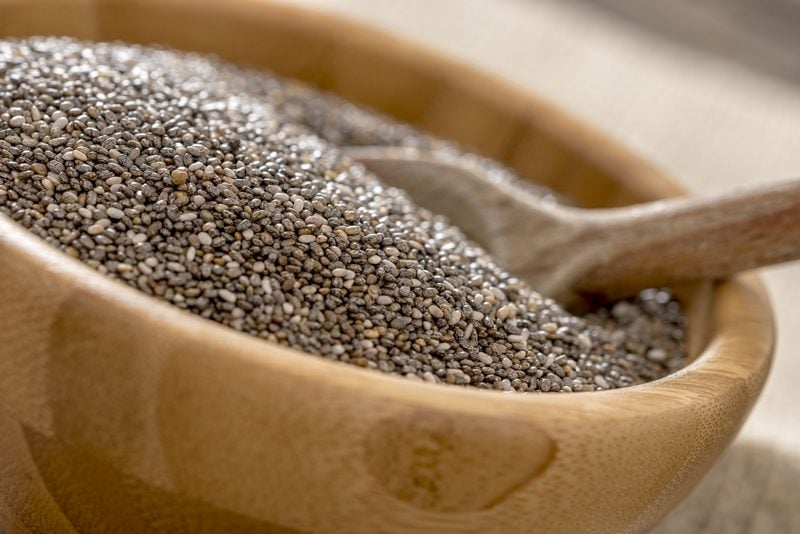 Using Chia Seeds in Raw recipes