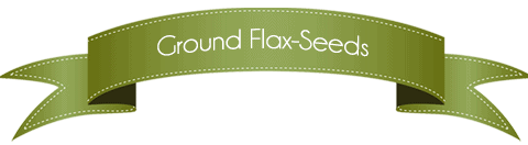 Ground Flax Seeds at Nouveau Raw