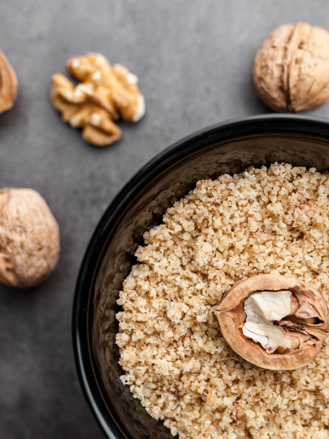 Walnut Flour (raw, vegan, gluten-free)