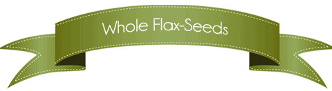 whole flax seeds at Nouveau Raw