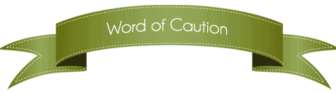 word-of-caution