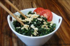 Cumin-Kale-Salad