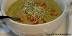 Energy Soup (raw, vegan, gluten-free, nut-free)