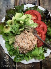 Seafood Salad Spread (raw, vegan, gluten-free) photos