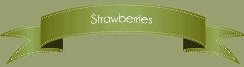 strawberry-banner