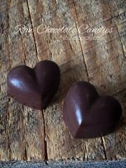 Chocolate Candies  (raw, vegan, gluten-free, nut-free)