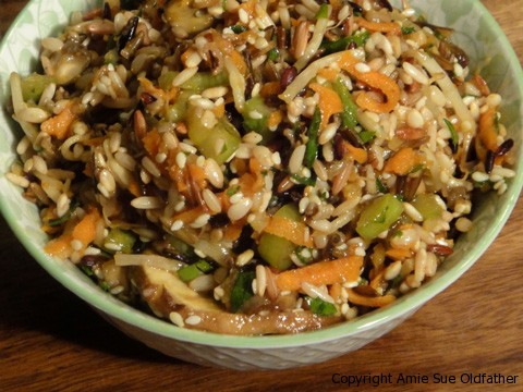 Sweet-and-Spicy-Asian-Bloomed-Wild-Rice