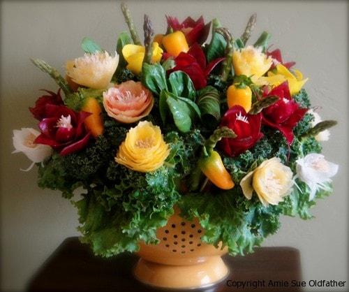 Veggie-Bouquet