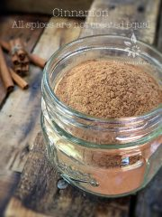 Cinnamon – All spices are not created equal