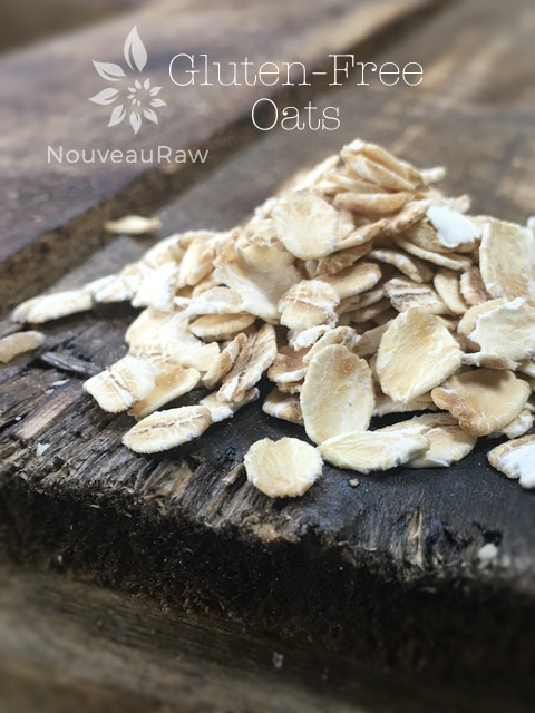 How are oats gluten free