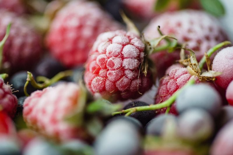 How to take care of Raw Fresh Produce from Nouveau Raw Recipes