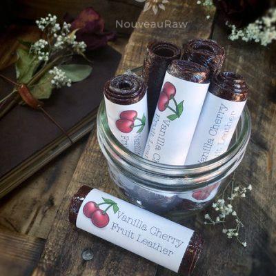 Vanilla-Cherry-Fruit-Leather-featured