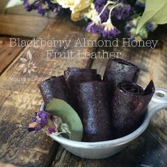 Blackberry-Almond-Honey-Fruit-Leather-featured