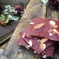 Strawberry-Almond-Crunch-Fruit-Leather-featured