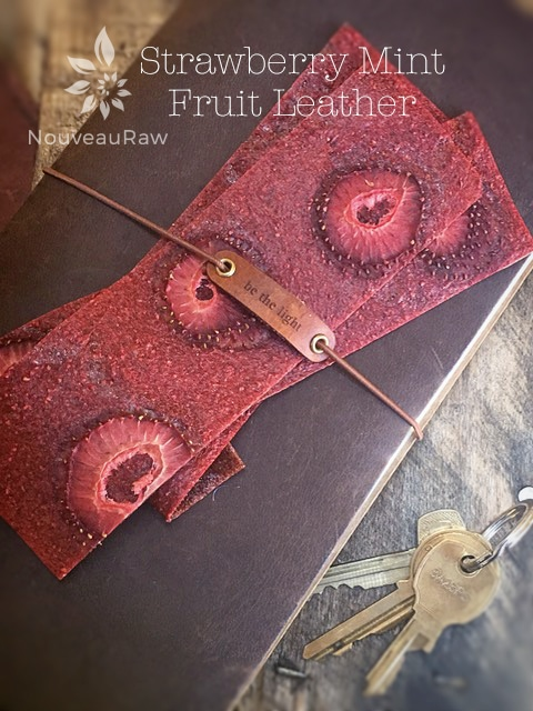 Strawberry-Mint-Fruit-Leather-featured