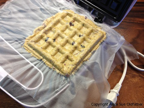 Rival Waffle Maker perfect for Raw Waffles