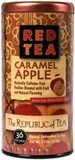 The Republic of Tea, Caramel Apple Red Tea, 36-Count
