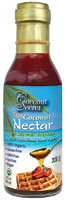 Leslie's Organics – Coconut Nectar Raw, 12 oz liquid