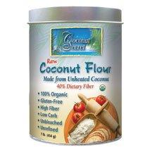 coconut flour at Nouveau Raw