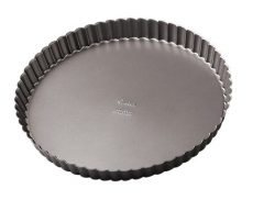 Wilton Nonstick Round Tart Quiche Pan, 9 by 1 1/8 Inch