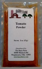 Tomato Powder, 2 oz.