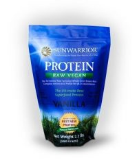 Sun Warrior Vanilla Protein, 2.2 Pound Bag