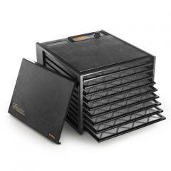 Excalibur 3900B 9 Tray Deluxe Dehydrator, Black