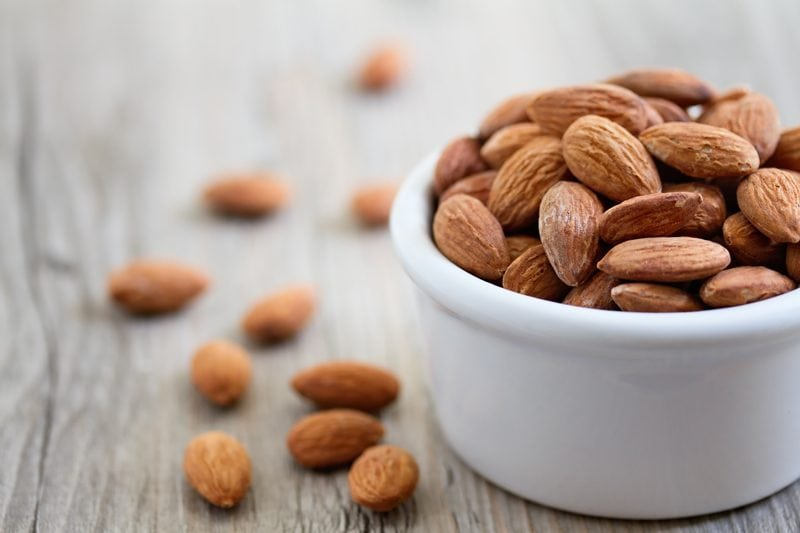 almonds-in-a-white-bowl