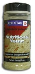 Red Star Nutritional Yeast – VSF Mini Flake — 5 oz Each