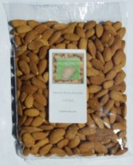 Raw Almonds from California – 10 (1 Lb) Resealable Packages – $4.49 / Lb