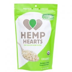 Manitoba Harvest Organic Shelled Hemp Hearts, 12-Ounce Bags (Pack of 2)
