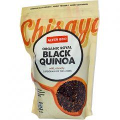 Alter Eco Fair Trade Organic Royal Quinoa, Black, 14 Ounce