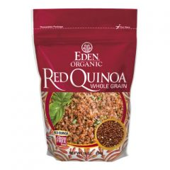 Eden Organic Red Quinoa, Whole Grain, 16 oz