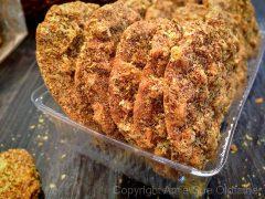 """Nacho Chili """"Cheese""""Corn Chips (raw, vegan, gluten-free)"""