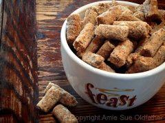 Peanut Butter Filled Pretzels (raw, vegan, gluten-free)