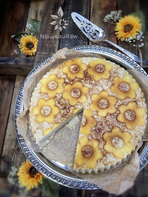 Pineapple-Upside-Down-Cream-Tart--11