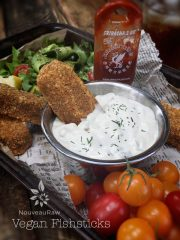 Fishsticks (raw, vegan, gluten-free)