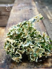 Sweet Miso Kale Chips (raw, vegan, gluten-free)