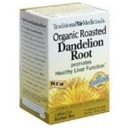Organic Roasted Dandelion Root Tea – 16 – Bag