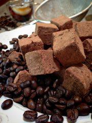 Jitter Java Zombie Brownie Bites (raw, vegan, gluten-free)