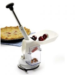 Norpro Deluxe Cherry Pitter with Suction Base